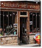 Honfleur Shop Front Acrylic Print