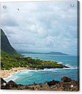 Honolulu Hi 10 Acrylic Print