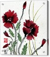 Honor Acrylic Print