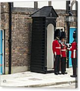 Honor Guard Acrylic Print