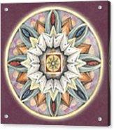 Honor Mandala Acrylic Print