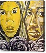 Hood Heaven Acrylic Print