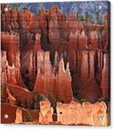 Hoodoo Sunrise Bryce Canyon Acrylic Print