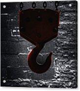 Hook Acrylic Print