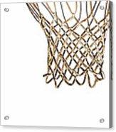 Hoops Anyone Acrylic Print
