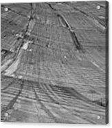 Hoover Dam Looking Down Acrylic Print