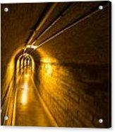 Hoover Dam Tunnel 2 Acrylic Print