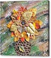 Hope Flower Acrylic Print