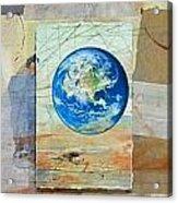 Hope For Humanity Acrylic Print