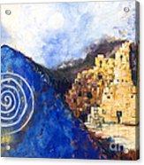 Hopi Spirit Acrylic Print by Jerry McElroy
