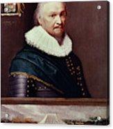 Horace Vere (1565-1635) Acrylic Print