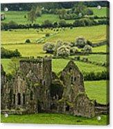 Hore Abbey Ireland Acrylic Print