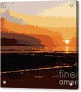 Horizon 4 Acrylic Print