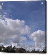 Horizon Sky Acrylic Print