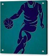 Hornets Basketball Player3 Acrylic Print