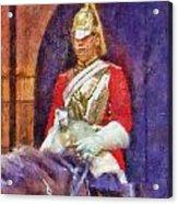 Horse Guard No.1 Acrylic Print