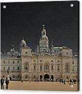 Horse Guards Parade Acrylic Print