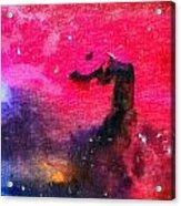 Horsehead Nebula Acrylic Print