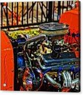 Horsepower 2 Acrylic Print