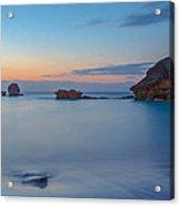 Horseshoe Bay Sunrise Acrylic Print