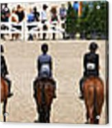 Horseshow Pano Acrylic Print