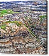 Horsethief Canyon Acrylic Print
