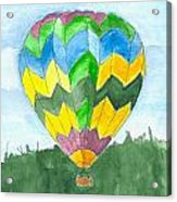 Hot Air Balloon 01 Acrylic Print