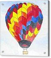 Hot Air Balloon 05 Acrylic Print