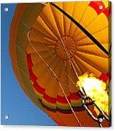 Hot Air Ballooning 2am-29241 Acrylic Print