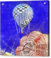 Hot Air Balloons Photo Art 04 Acrylic Print