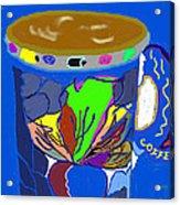 Hot Cup Acrylic Print