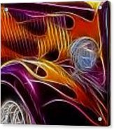 Hot Ford 2 Acrylic Print