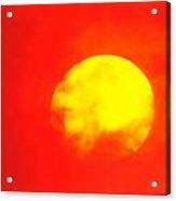 Hot Hot Hot Acrylic Print