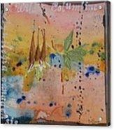 Texas Wildflowers Tp Z Acrylic Print