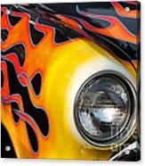 Hot Rod Acrylic Print