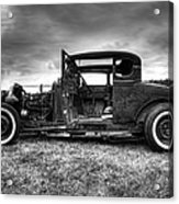 Hot Rod Revisited Acrylic Print