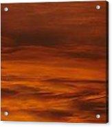 Hot Skies Acrylic Print