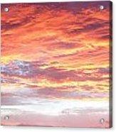 Hot Sky Acrylic Print