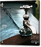 Hot Water Acrylic Print