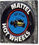 Hot Wheels Hot Heap Acrylic Print
