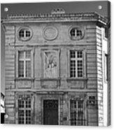 Hotel De Brantes - Avignon France Acrylic Print