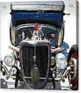 Hotrod Thunder Acrylic Print by Kip Krause