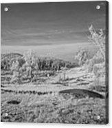 Houcks Ridge  8d00081i Acrylic Print