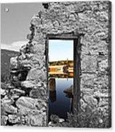 Houghton Through The Magic Door Acrylic Print