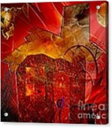 House 0589 Marucii Acrylic Print