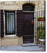 House Arles France Dsc01809  Acrylic Print