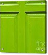 House Door Acrylic Print