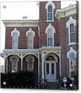 House In Denison Texas Acrylic Print