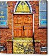 House Of God Acrylic Print