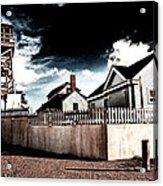 House Of Refuge Acrylic Print